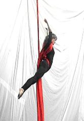 Aerial Silks Instructional Manuals Saltoed Egg in Knot