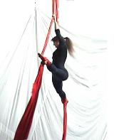 Aerial Silks Instructional Manuals Splits
